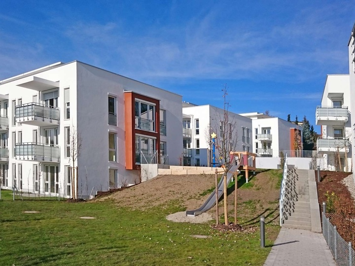 Wohnen in Freising