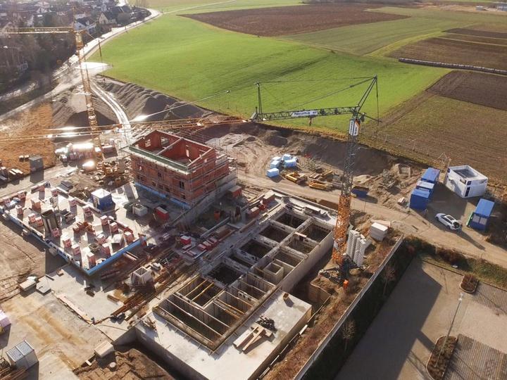Neubauprojekt in Grafing bei München