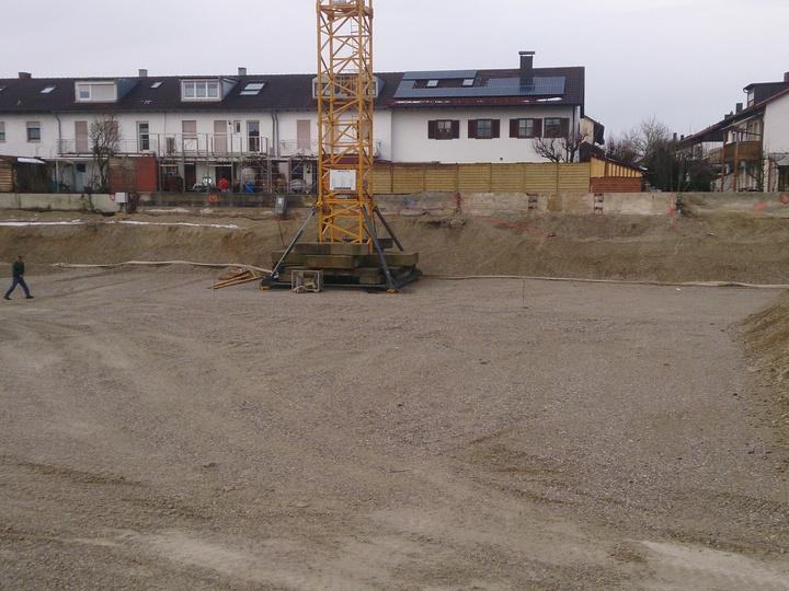 Baubeginn Neufahrn
