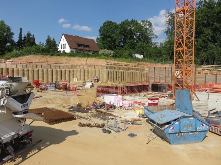 Bautenstand Freising